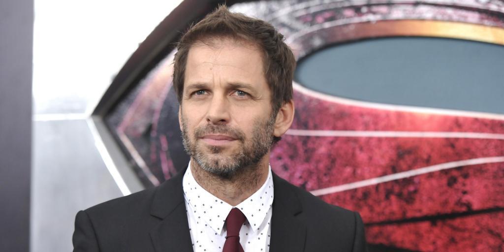 Zack Snyder Strikes Back   HuffPost