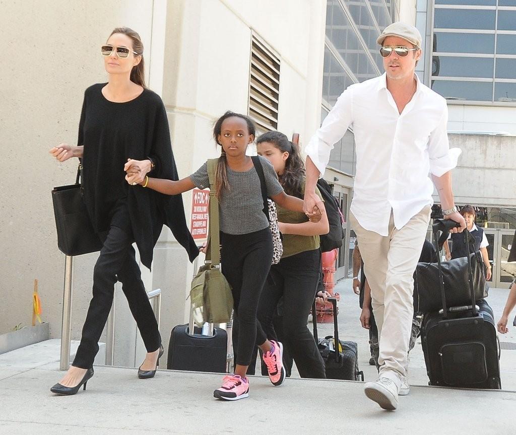 Zahara Jolie-Pitt Pictures, Photos & Images - Zimbio