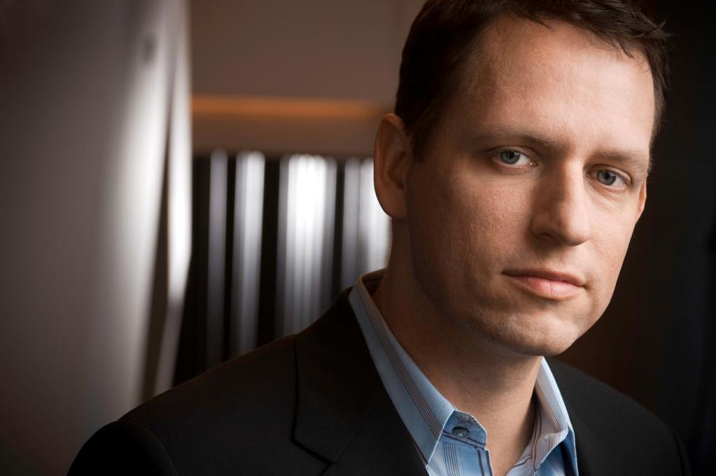 Zero To One': Peter Thiel, Silicon Valley's Biggest Contrarian