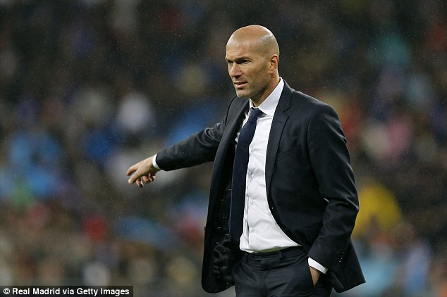 Zinedine Zidane Lauded After 'Magnifico' Debut As Real Madrid Boss