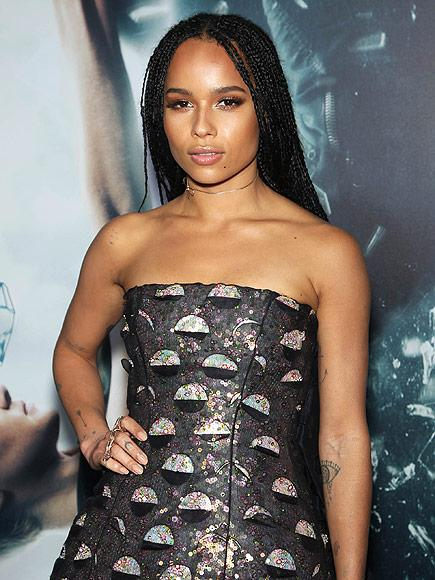 Zo     Kravitz Opens Up About Eating Disorder Battle: 'It Was Scary