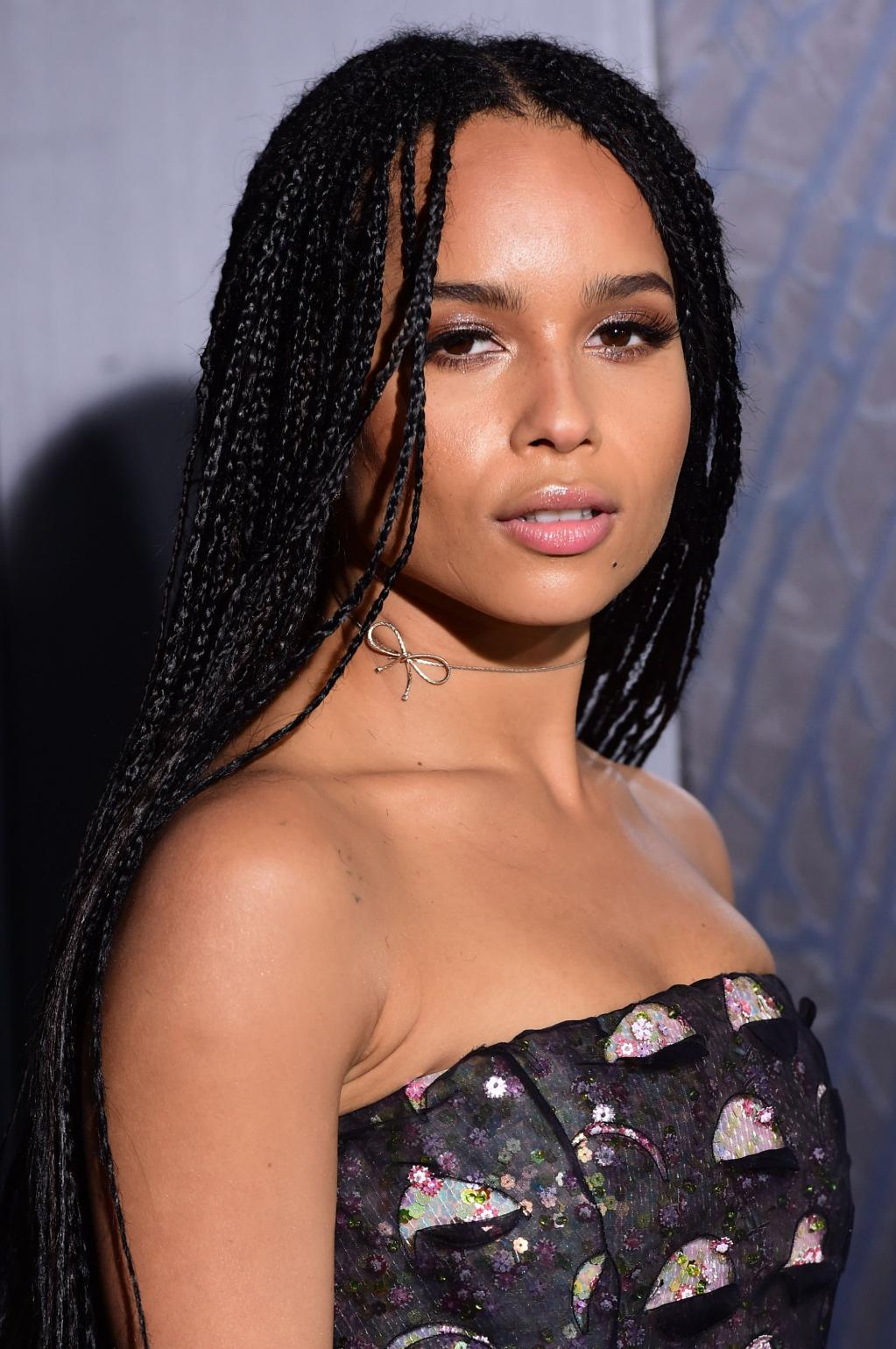 Zoe Kravitz Admits She Enjoyed Being 90 Pounds For Anorexic Movie