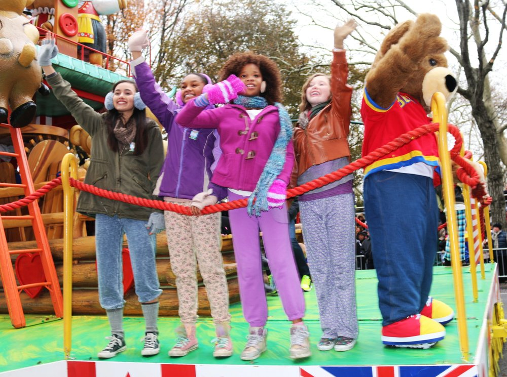 Zoe Margaret Colletti Picture 2 - 88th Macy's Thanksgiving Day Parade