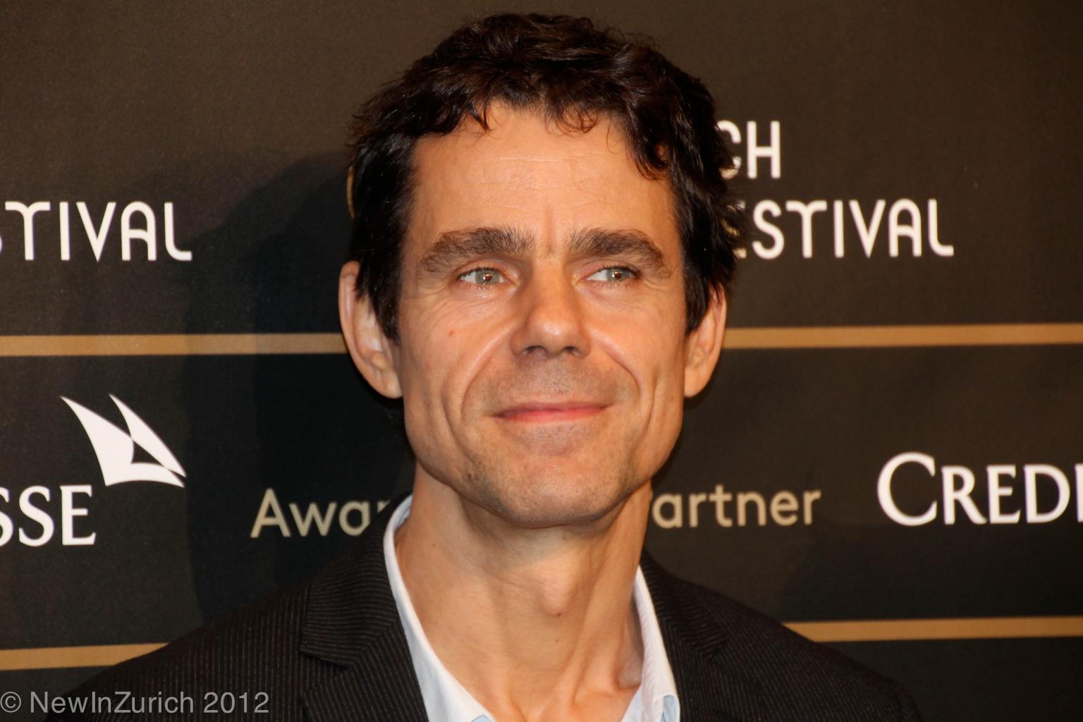 Zurich Film Festival Awards 2012 - Tom Tykwer, Heather Graham And