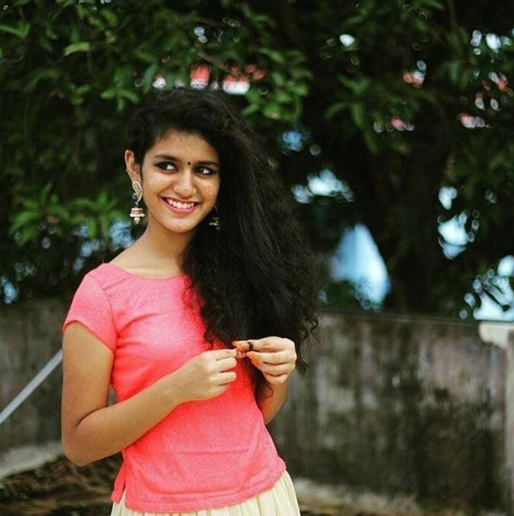 Priya Prakash Varrier Photos Memes That Are Taking Internet By A