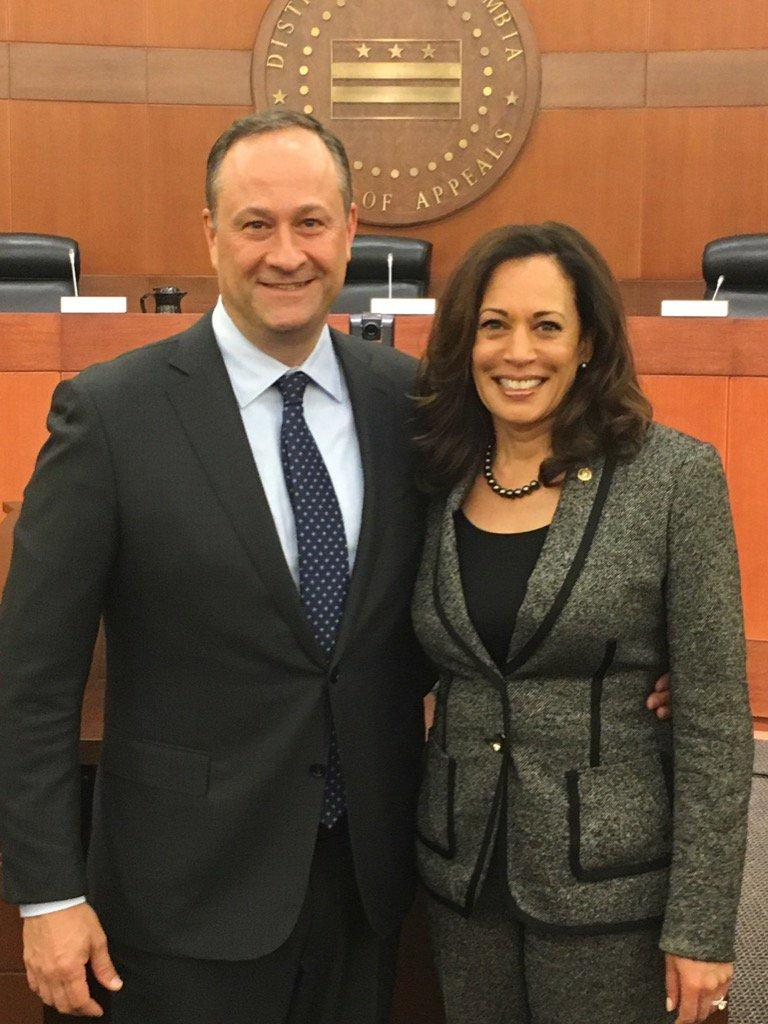 Top facts about Kamala Harris' Husband Douglas Emhoff
