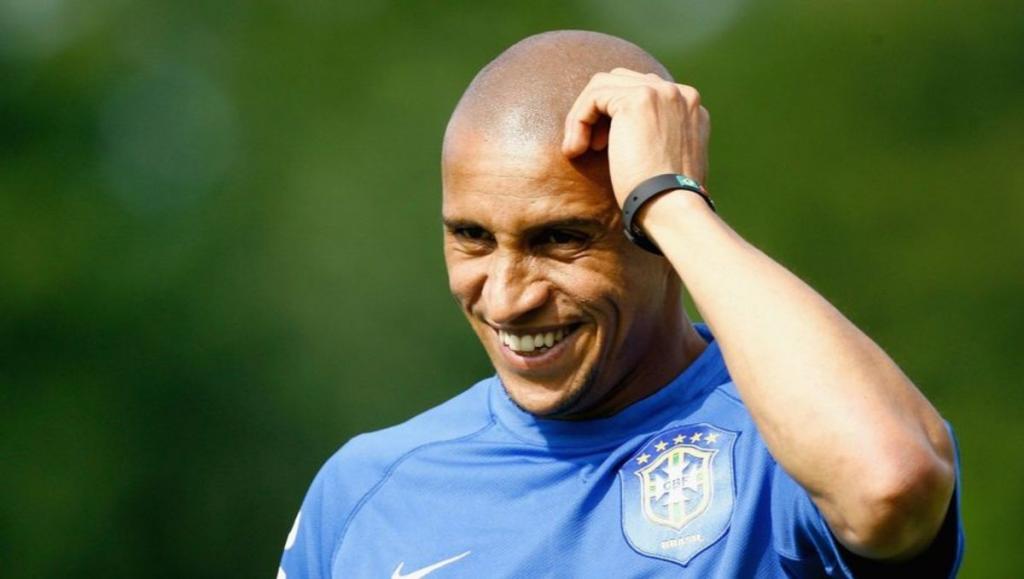 Roberto Carlos says his iconic free kick vs France was