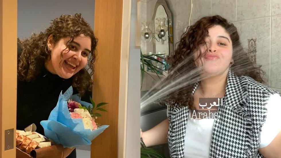 Hadeel Marei's Tik Toks will cure your quarantine-boredom