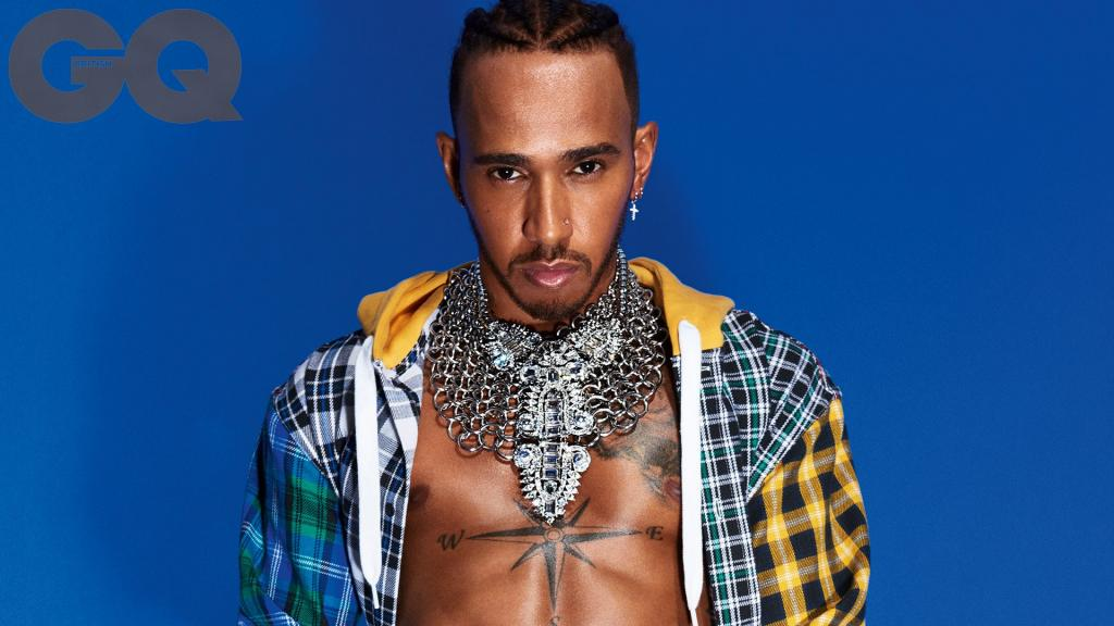 Lewis Hamilton interview: 'I want to make amends'  British GQ