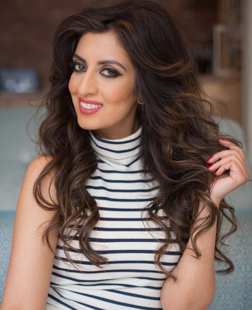 Award Winning Radio Presenter Noreen Khan Becomes New