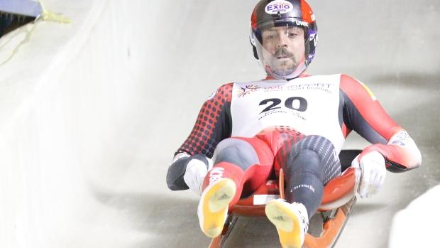 Sam Edney Claims Luge World Cup Silver On Calgary Home Track CBC
