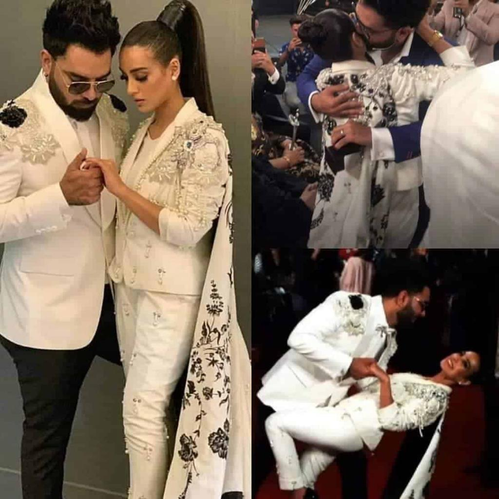 Iqra Aziz and Yasir Hussain Got Engaged in Lux Style