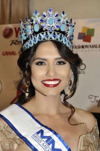 Galer  A Oficial Miss M  Xico 2017, Andrea Meza