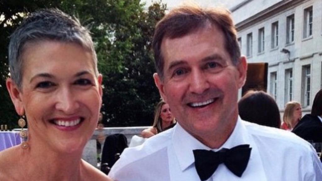 Love trumps competition for married couple reporting for