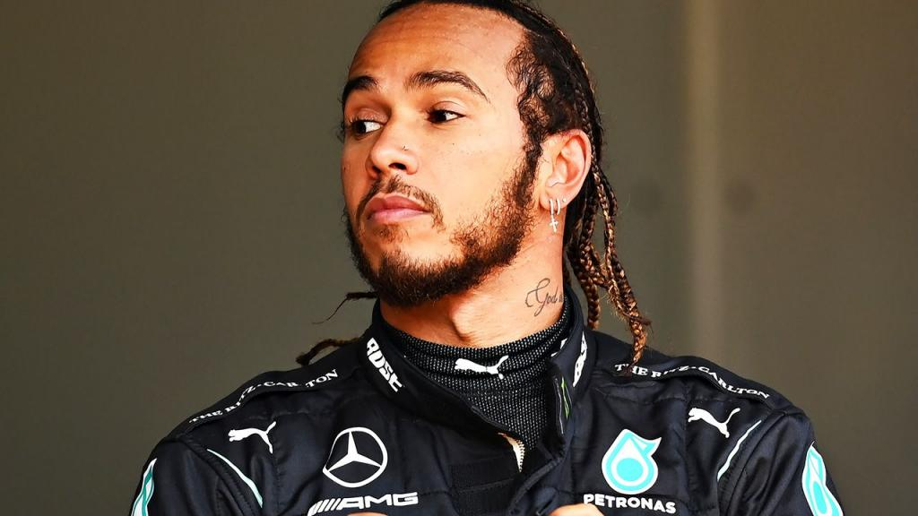 F1: Lewis Hamilton speaks to drivers didn't kneel in BLM