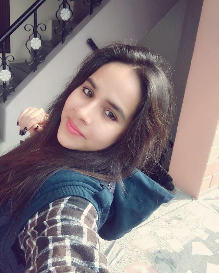 Sunanda Sharma In Half Jacket