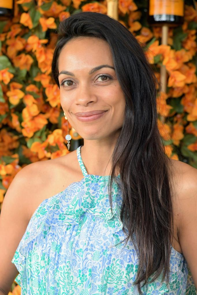 Rosario Dawson on Raising a Teen, Getting Political, and