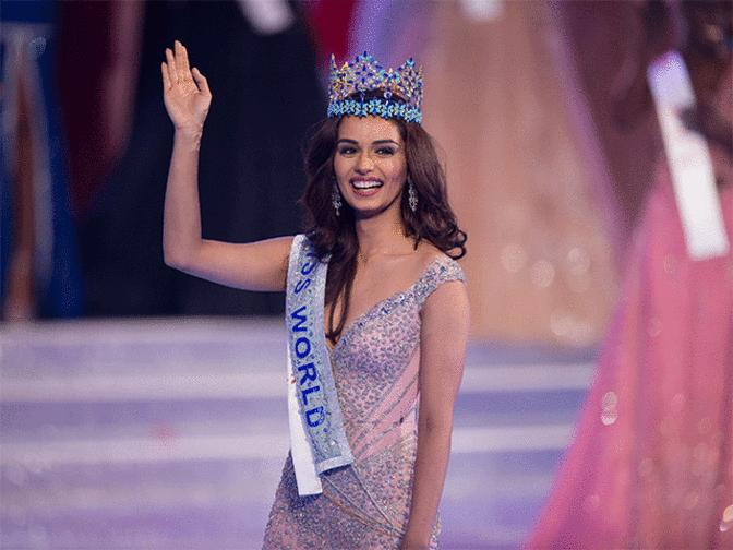 Miss World 2017: India's Manushi Chhillar Crowned Miss World 2017
