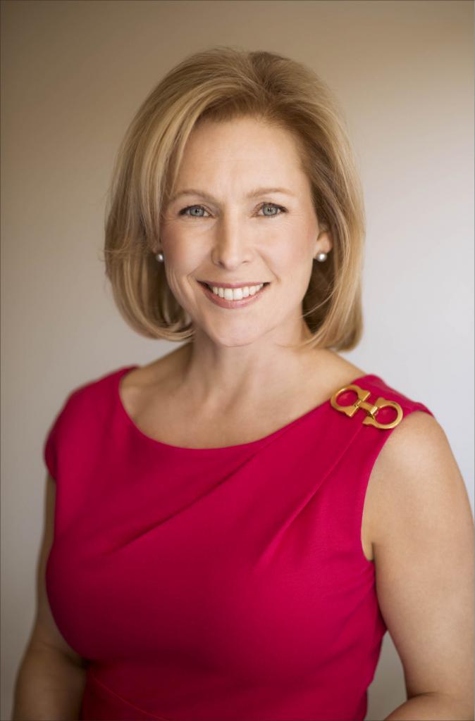 Senator Kirsten Gillibrand To Read From Her New Memoir Off The