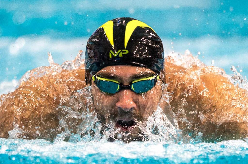 Michael Phelps Bio - SwimSwam