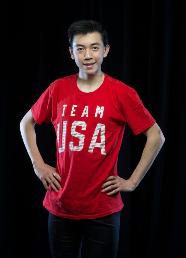 Palo Alto Ice Skater Has Big Jumps For U.S. Championships