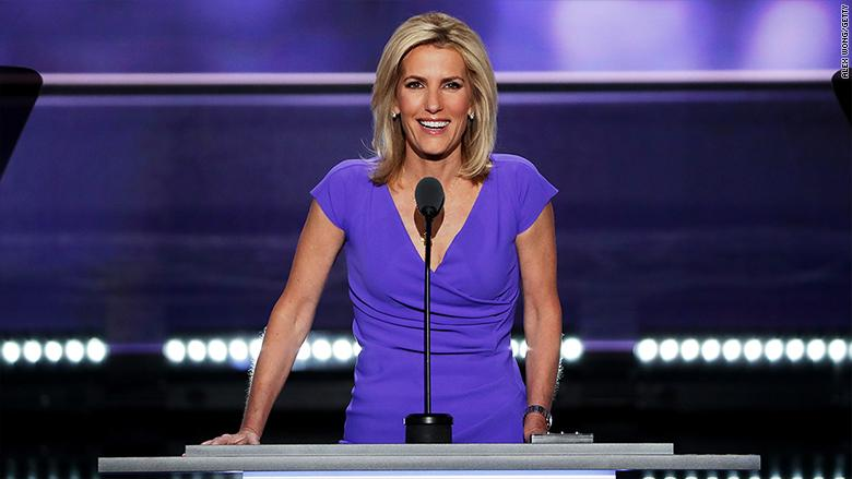 Laura Ingraham Is In Line For A Talk Show On Fox News - Aug. 15, 2017