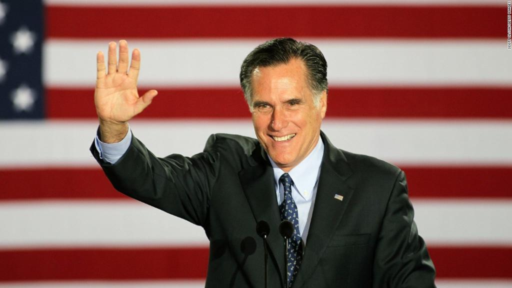 Mitt Romney Fast Facts - CNN