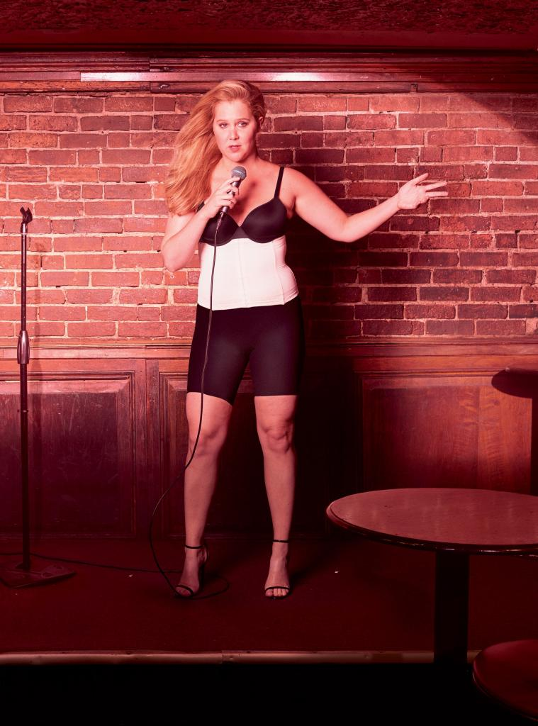 Amy Schumer On The July Cover Of Vogue And She's Changing The Game