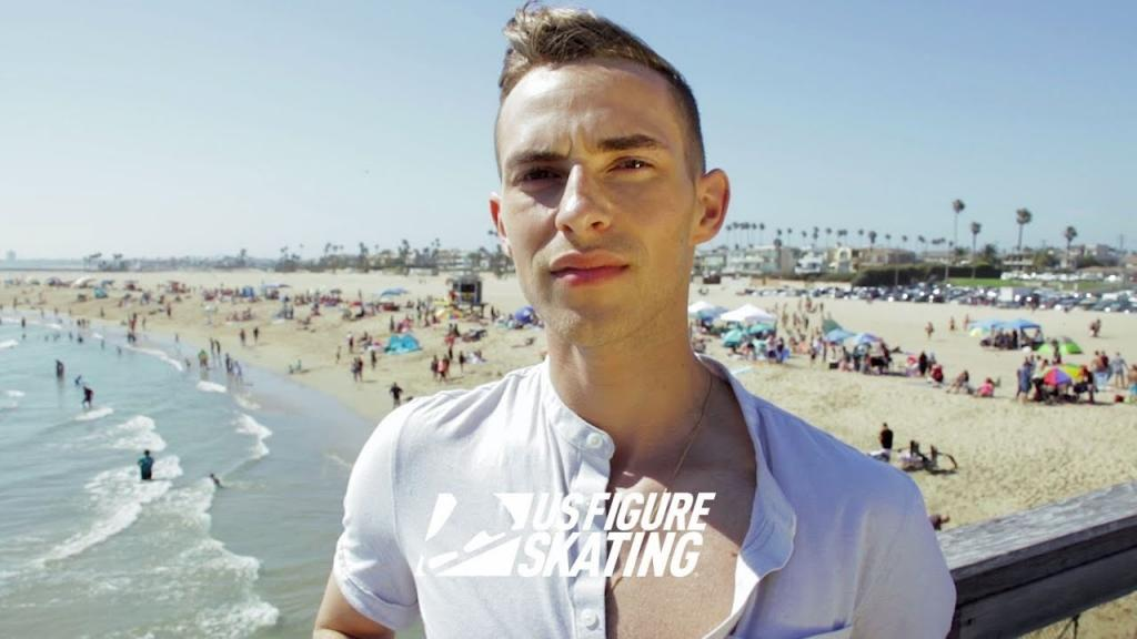 Meet Adam Rippon: Unapologetically Himself - YouTube