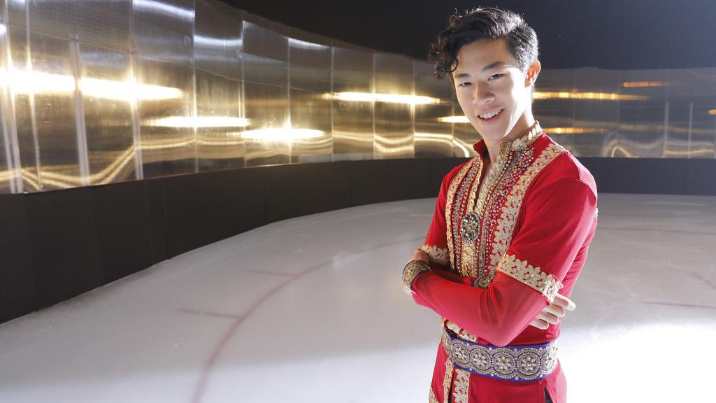 Q&A With Nathan Chen NBC Olympics