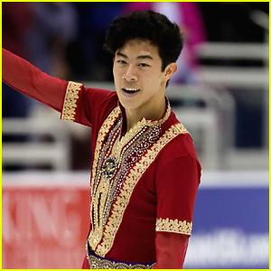 Nathan Chen Gets Support From Fans, Team USA Teammates & Skating