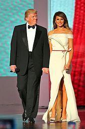 Melania Trump - Wikipedia