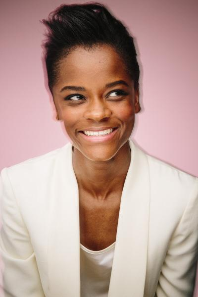 Letitia Wright On Her Black Panther Role WWD