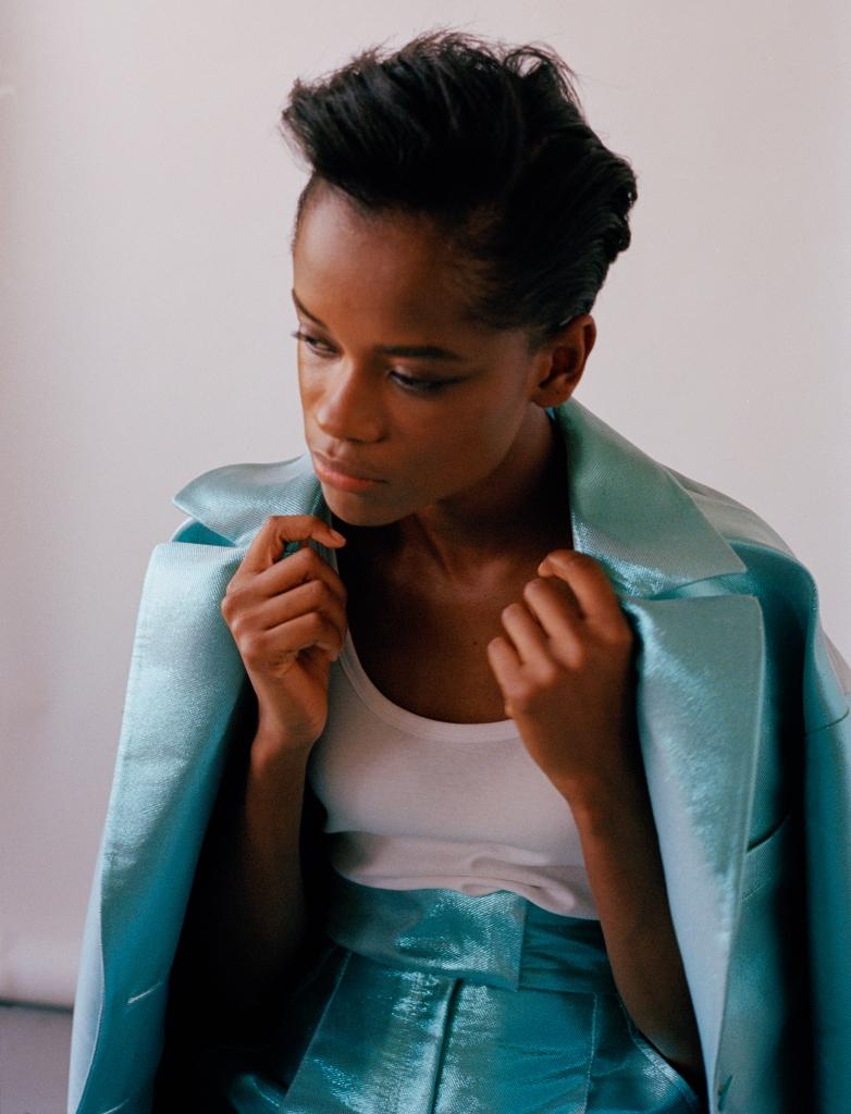 Letitia Wright Is Britain's Newest Hollywood Star - I-D