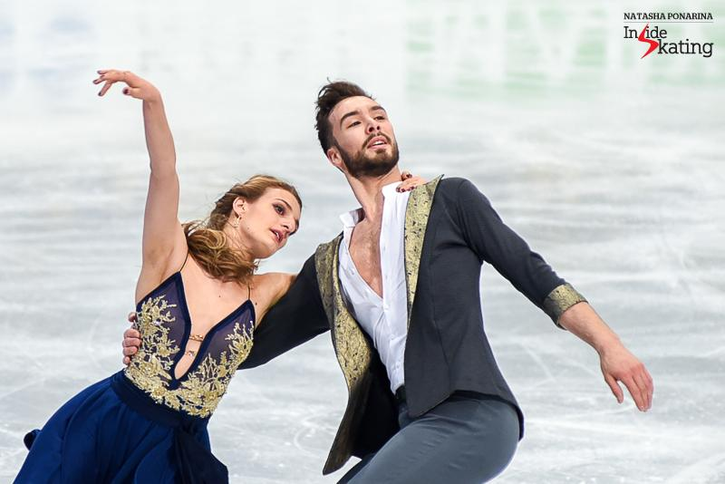 Gabriella Papadakis And Guillaume Cizeron: We Don't Want It To Be