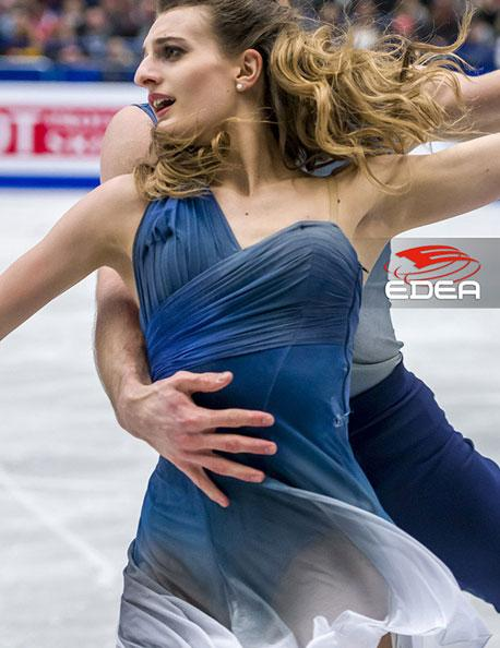 Gabriella Papadakis - Ice Skates - Edea