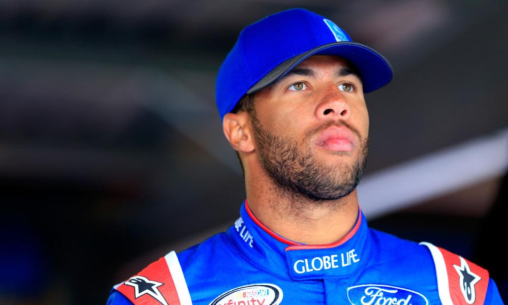 Why Bubba Wallace Doesn't Want To Stop Talking About Diversity In