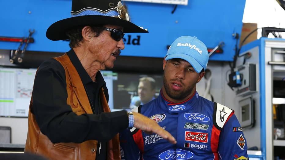 Bubba Wallace Is The King's Man, But The Team Needs Funding For 2018