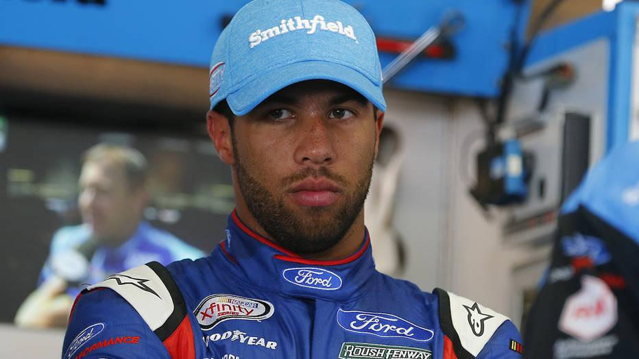 Bubba Wallace Well-aware His Cup Debut Is A Big Moment For NASCAR