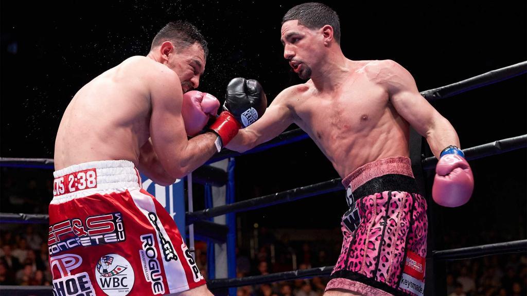 Danny Garcia - Next Fight, Fighter Bio, Stats & News