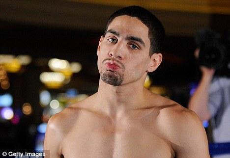 Danny Garcia Boxing Record