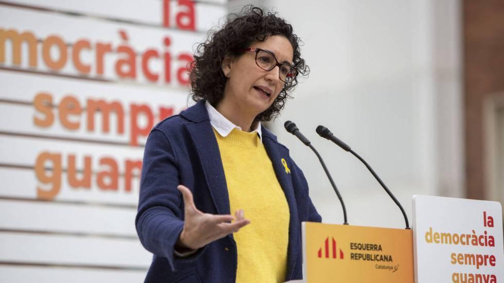 Noticias Sobre Marta Rovira EL PA S