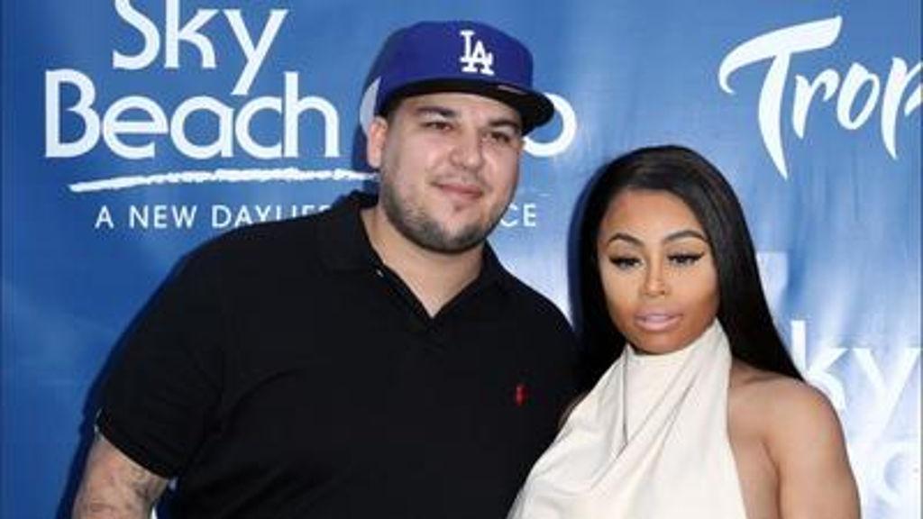 Rob Kardashian And Blac Chyna Throw Down (and Dirty) On Social Media
