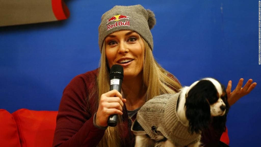 Lindsey Vonn: US Skier Says She Won't Be Representing US President