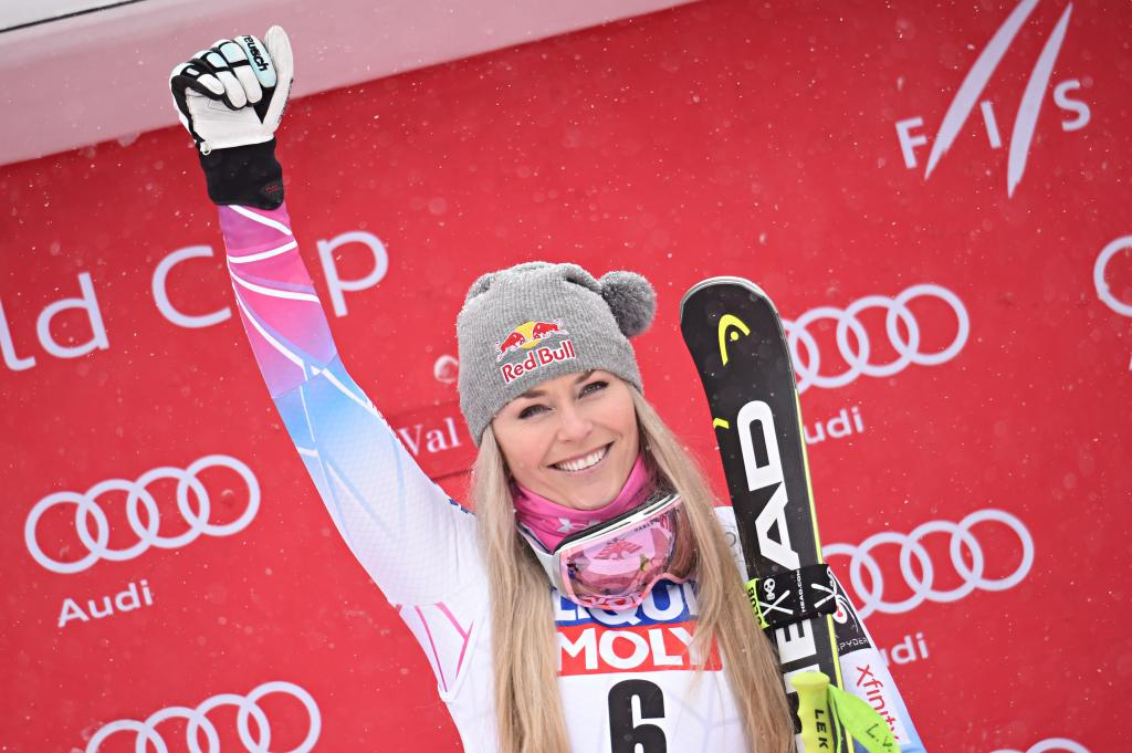 Lindsey Vonn At The 2018 Winter Olympics: 5 Things To Know Time
