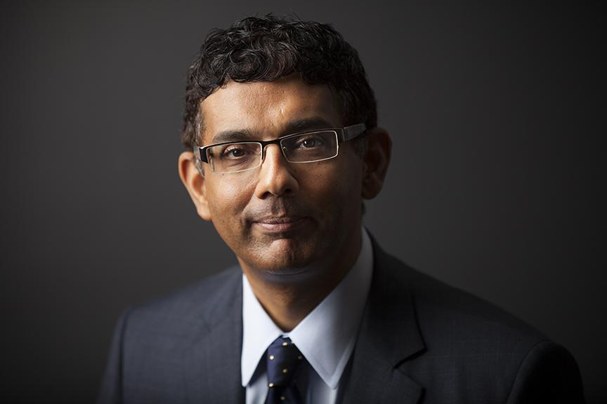 Dinesh D'Souza Author Of The Big Lie, Available Now