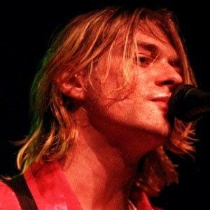 Kurt Cobain - Bio, Facts, Family Famous Birthdays