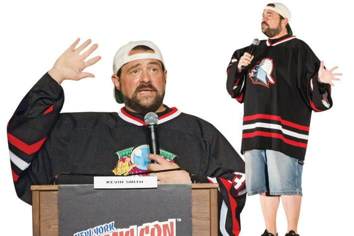 How Kevin Smith Makes Big Business Out Of Niche Audiences