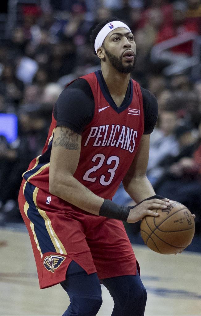 Anthony Davis (Basketballspieler) Wikipedia