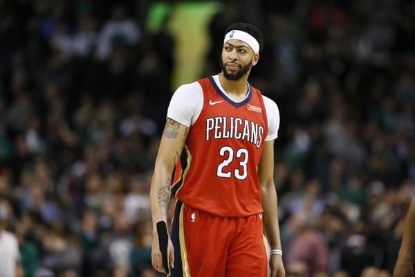 NBA Trade Rumors: Pelicans' Anthony Davis To Celtics Talk Heating